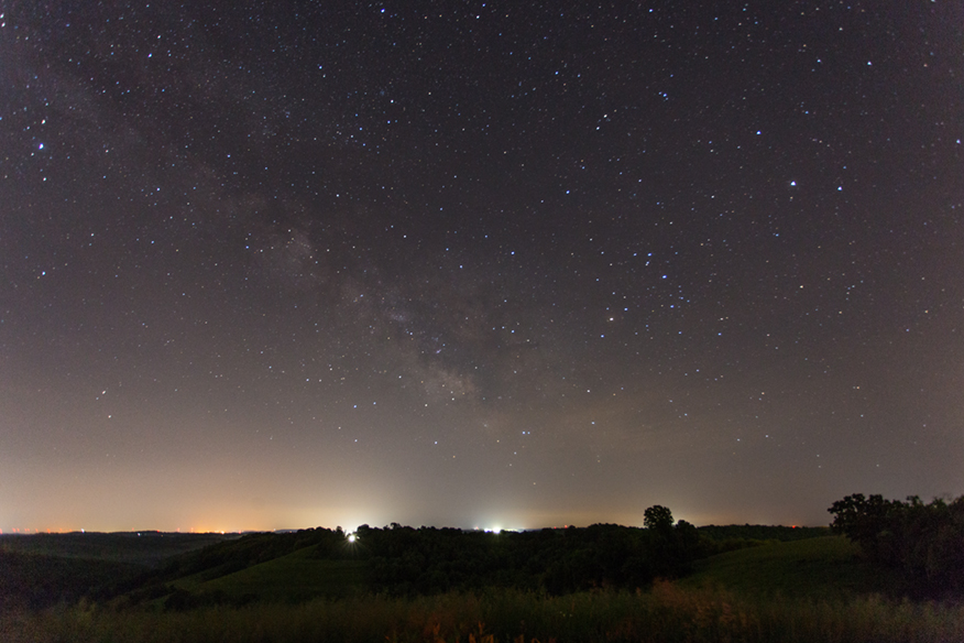 Greene-County-Light-Pollution-South