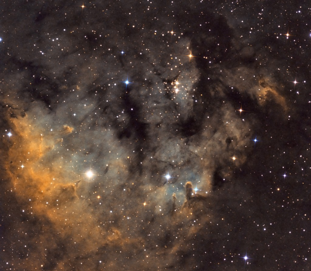 NGC-7822
