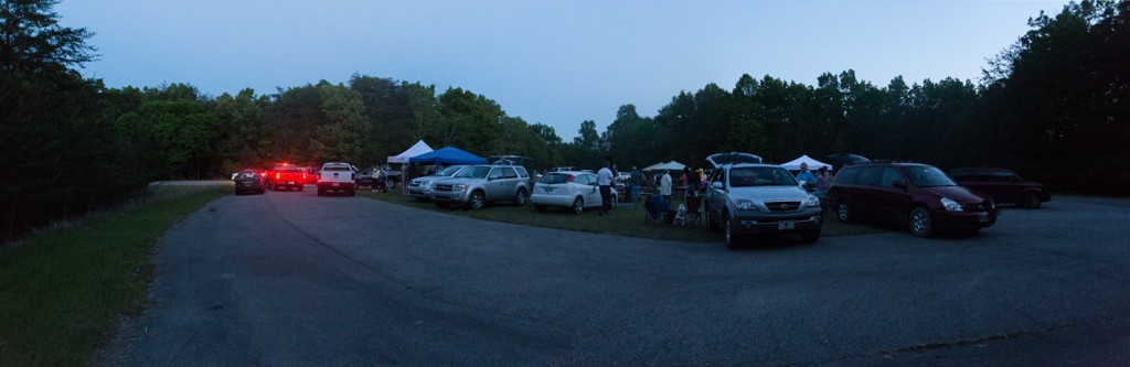 Tennessee Spring Star Party at Dusk